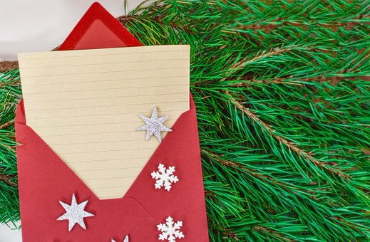 How To Send (Christmas) Cards When You Have a Disability