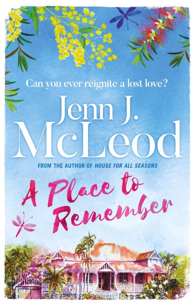 Blog Tour: A Place to Remember by Jenn J McLeod