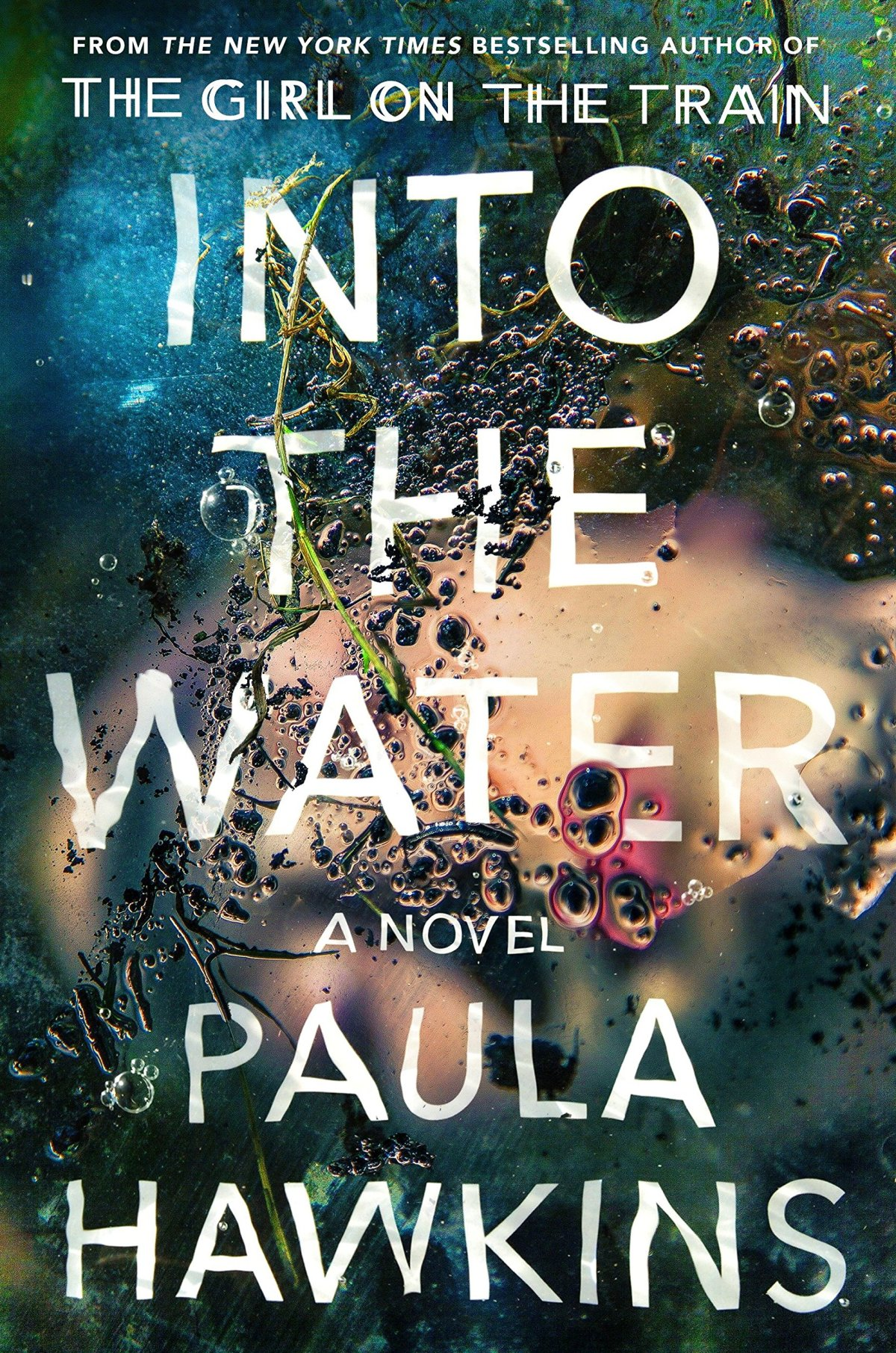 Book Review: Into the Water by PaulaHawkins