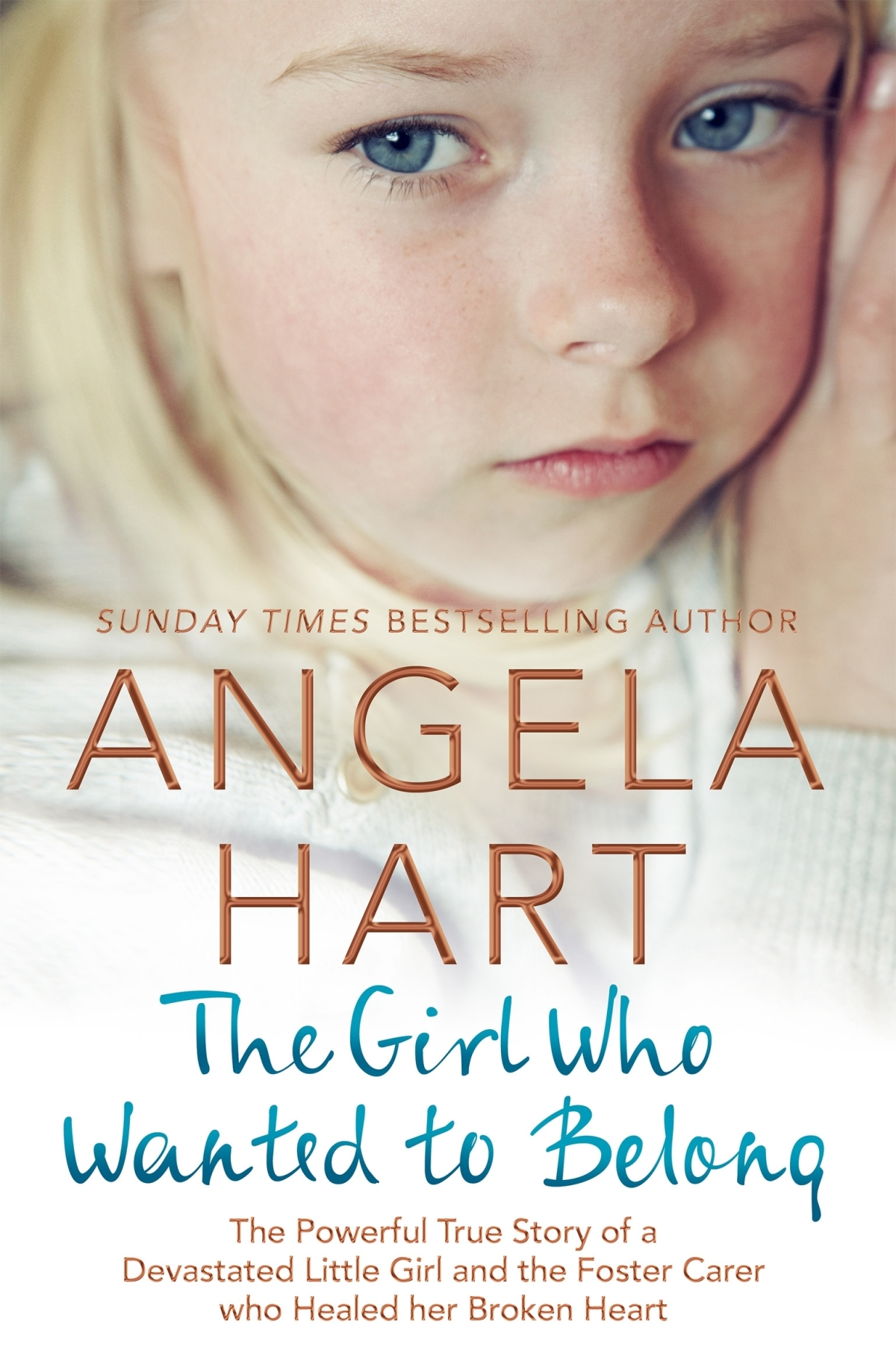 Blog Tour (Review): The Girl Who Wanted to Belong by Angela Hart @booksbybluebird