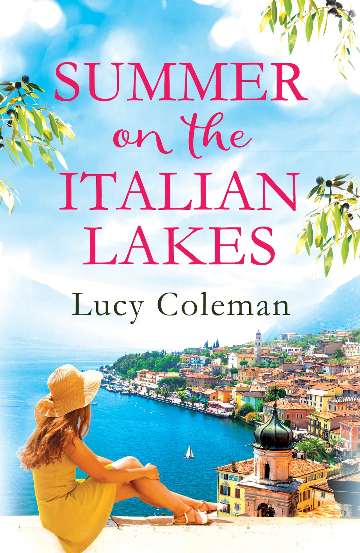 Blog Tour: Summer on the Italian Lakes by LucyColeman