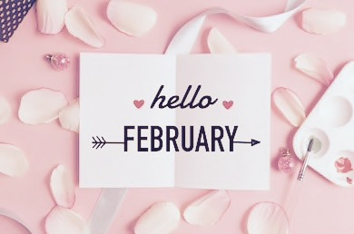 My Plans forFebruary