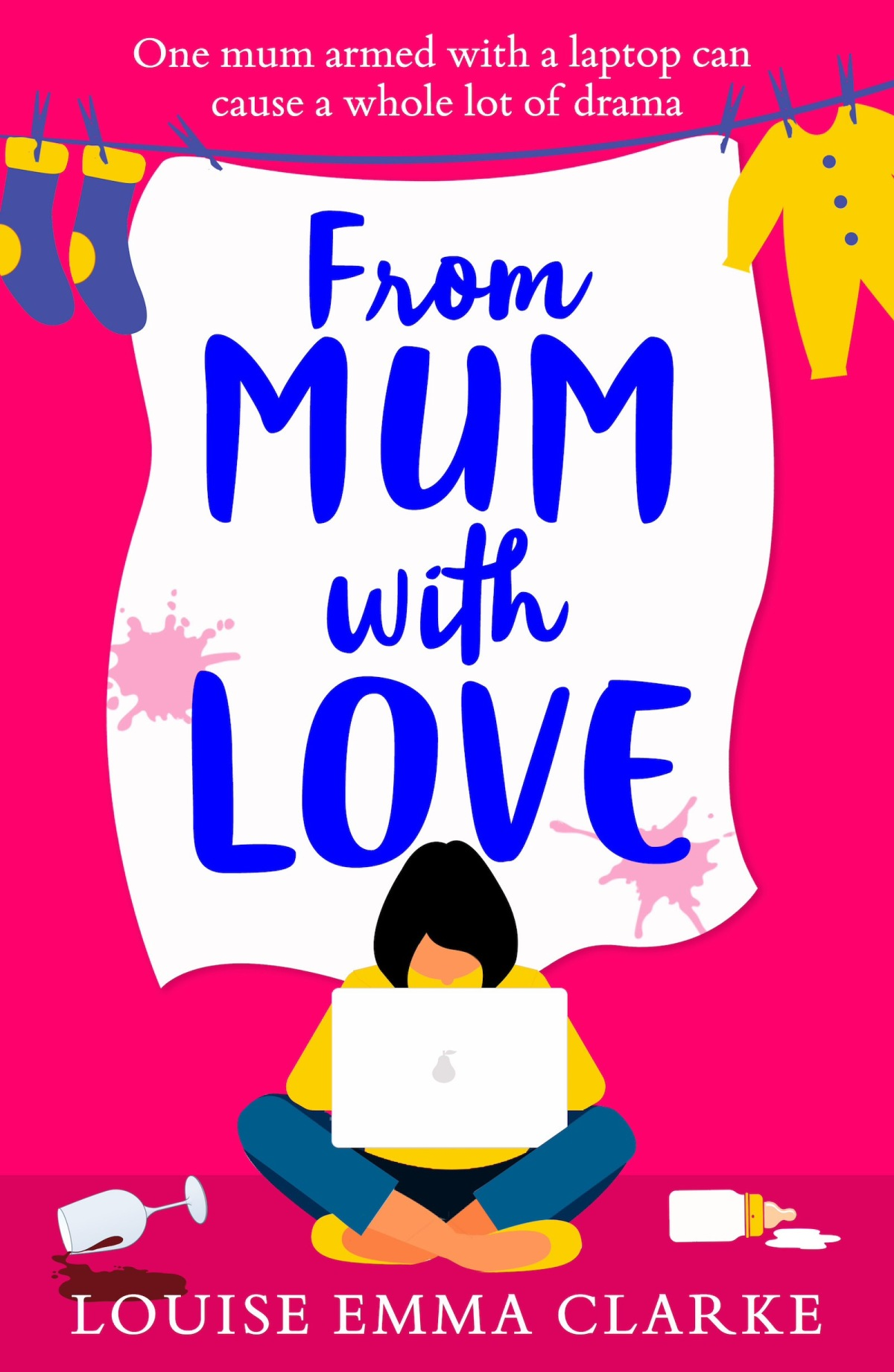 Blog Tour: From Mum with Love by Louise Emma Clarke