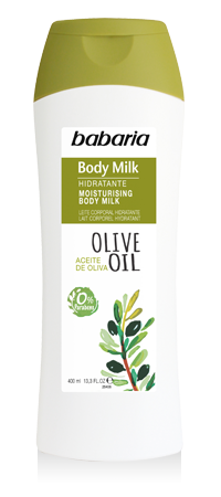 Sunday with a Sassy Shopaholic: Review of Babaria Olive Oil Body Milk.