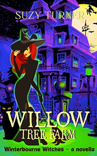 Willow Tree Farm (Winterbourne Witches #1) by SuzyTurner