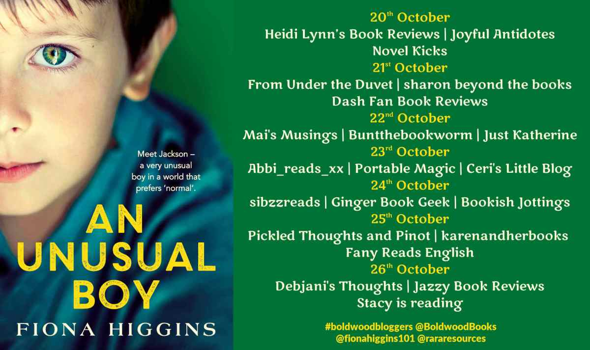 An Unusual Boy by FionaHiggins