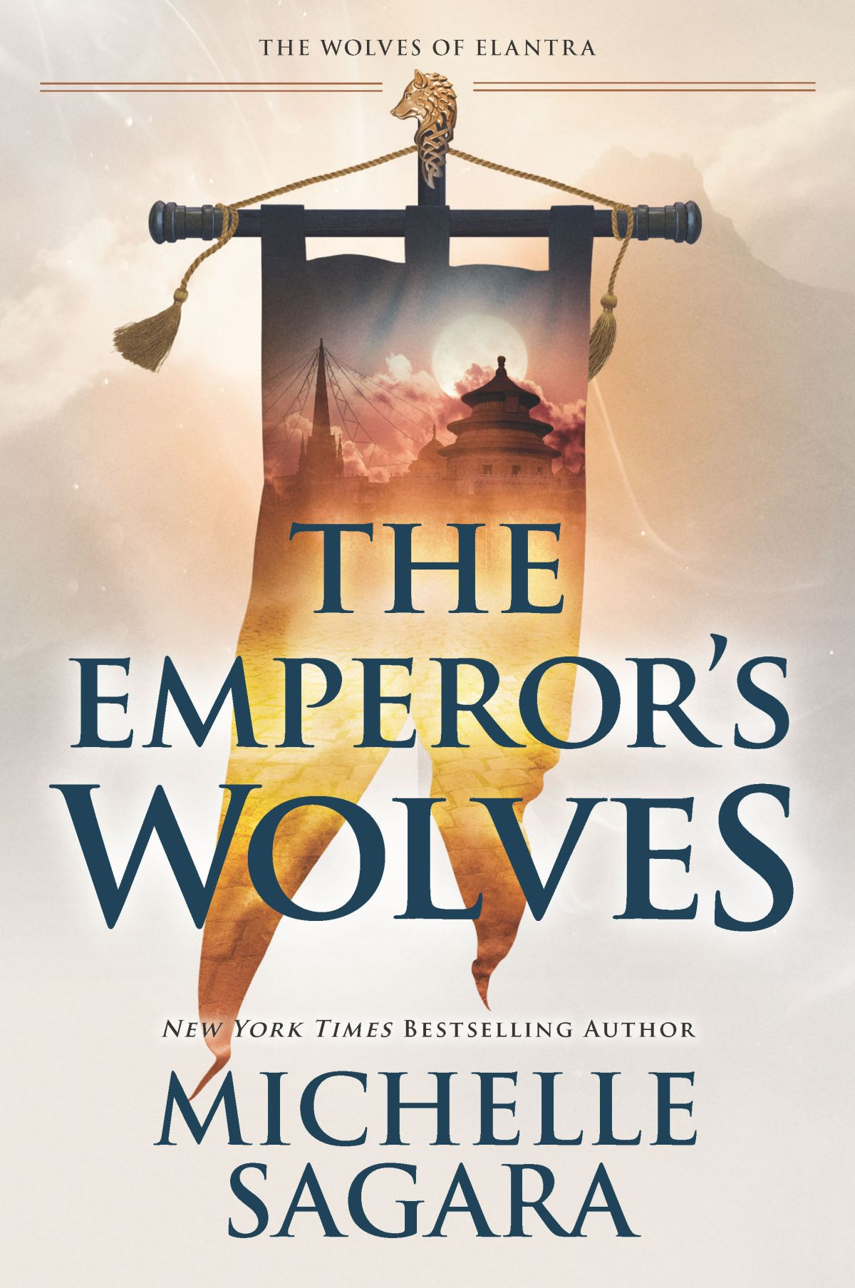Group Review: The Emperor's Wolves (Wolves of Elantra #1) by MichelleSagara