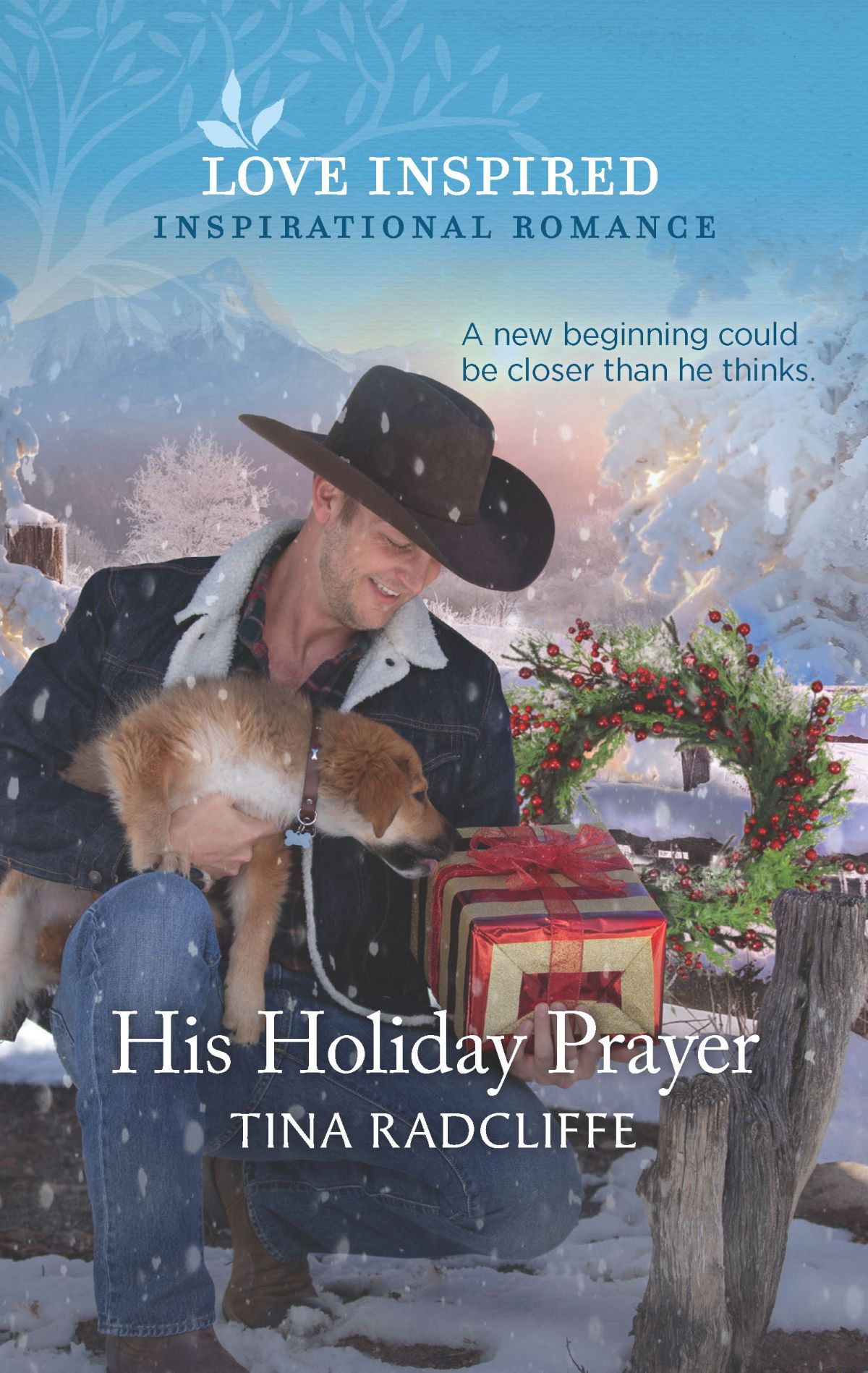 His Holiday Prayer by TinaRadcliffe