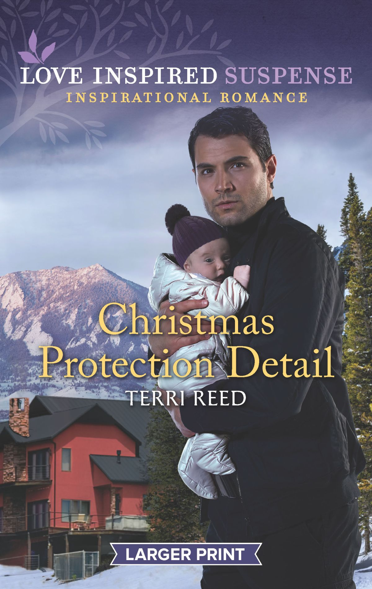 December 2020 Harlequin Suspense Blog Tour: Christmas Protection Detail by TeriReed